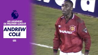 Les légendes de Premier League : Andrew Cole