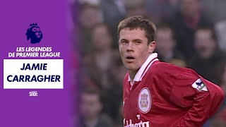 Les légendes de Premier League : Jamie Carragher