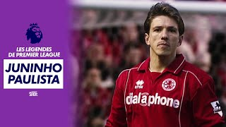 Les légendes de Premier League : Juninho Paulista