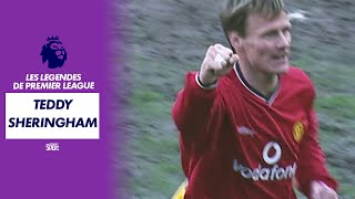 Les légendes de Premier League : Teddy Sheringham