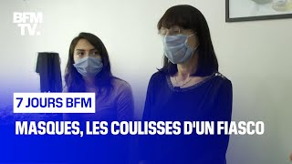 Documentaire Masques, les coulisses d'un fiasco