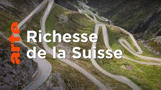 Documentaire Saint-Gothard : route des pionniers