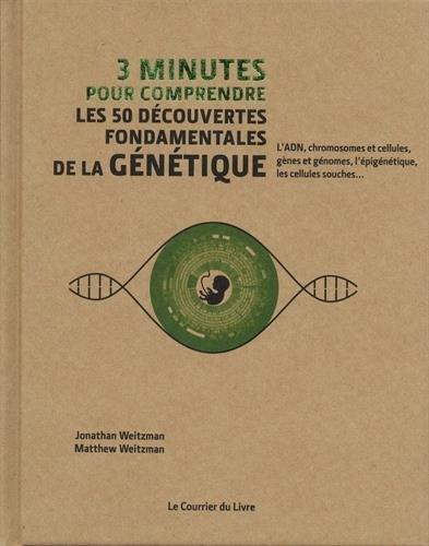 3 minutes pour comprendre les 50 découvertes fondamentales de la génétique