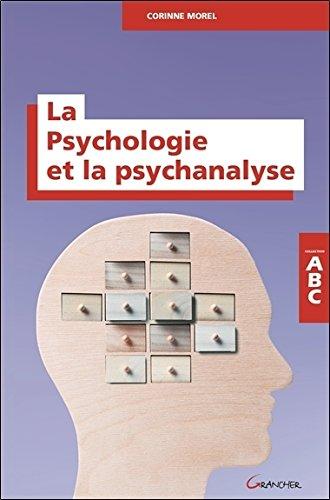 ABC de la psychologie et de la psychanalyse