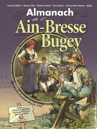 Almanach de l'Ain Bresse Bugey 2016