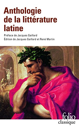 Anthologie de la littérature latine