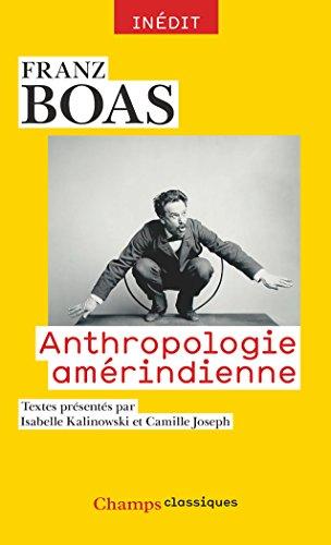 Anthropologie amérindienne