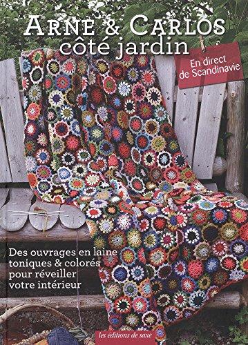 Arne et Carlos côté jardin : Des ouvrages en laine toniques et colorés pour réveiller votre intérieur