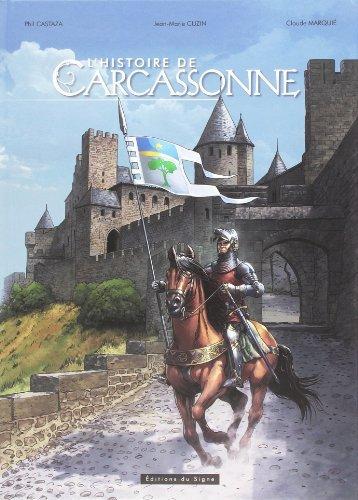 BD L'histoire de Carcassonne