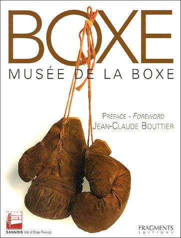 BOXE. Musée de la boxe