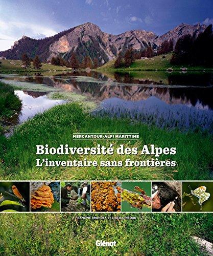 Biodiversité des Alpes: L'inventaire sans frontières, Mercantour-Alpi Marittime