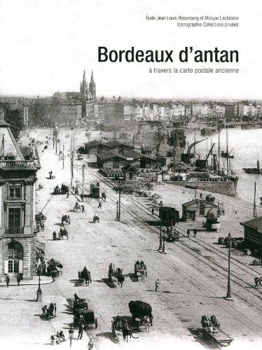 Bordeaux d'antan