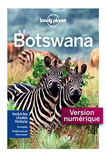 Botswana - 1ed (GUIDE DE VOYAGE)