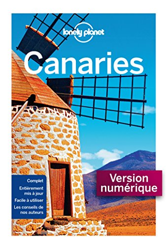 Canaries 3ed (Guides de voyage)