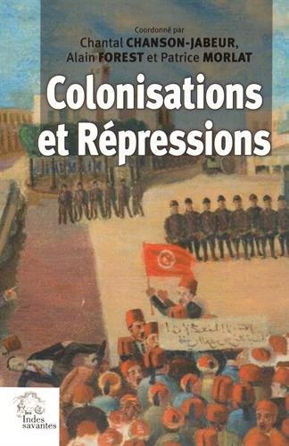Colonisation et répressions