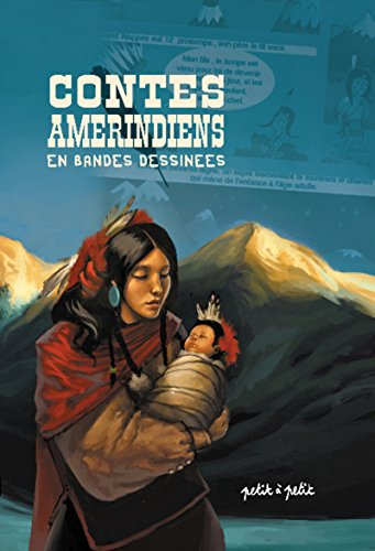 Contes amérindiens en bandes dessinées