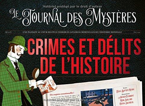 Crimes et délits de l'histoire