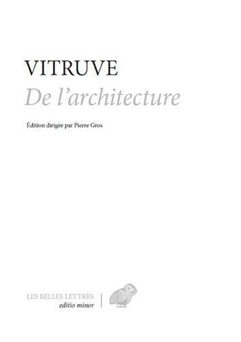 De l' Architecture: De architectura