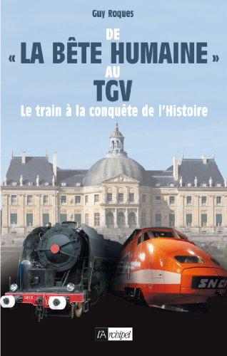 De la Bête humaine au TGV: Le train à la conquête de l'histoire
