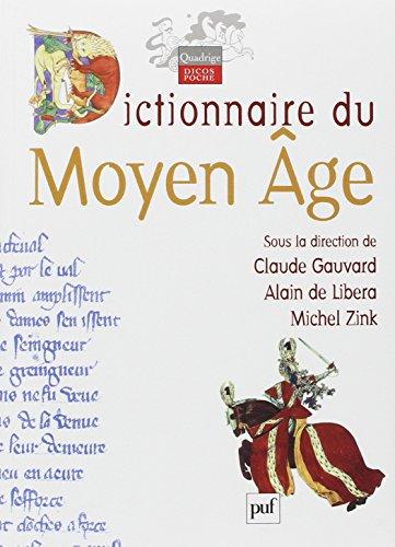 Dictionnaire du Moyen Âge