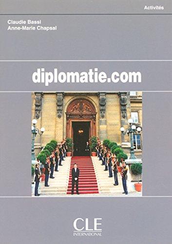 Diplomatie.com - Livre de l'élève