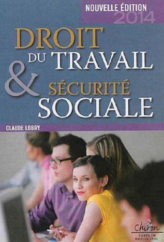 Droit du travail & sécurité sociale
