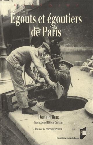 Egouts et égoutiers de Paris : Réalités et représentations