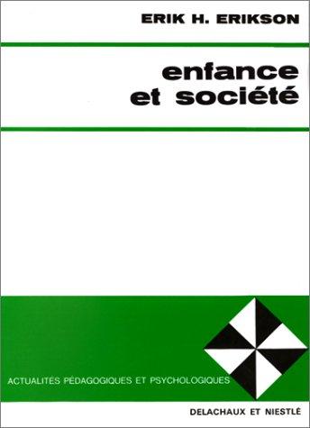 Enfance et société