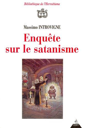 Enquête sur le satanisme