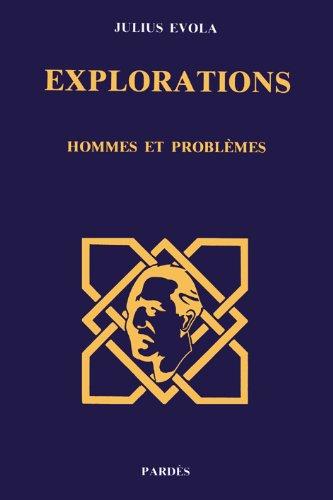 Explorations : Hommes et Problèmes