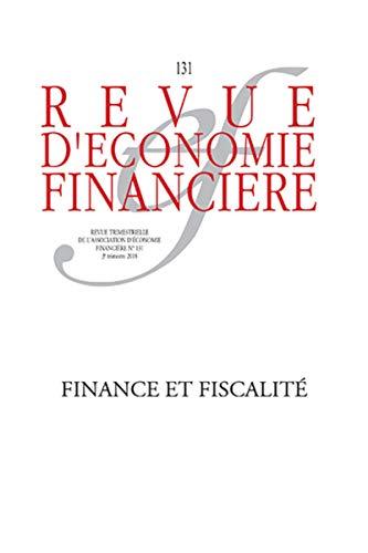 Finance et fiscalité: N°131 - 3e trimestre 2018