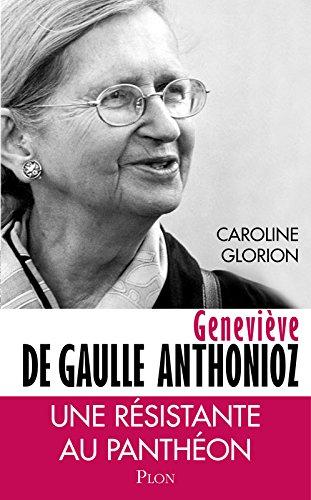 Geneviève de Gaulle Anthonioz