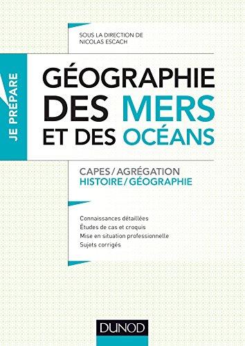 Géographie des mers et des océans - Capes et Agrégation - Histoire-Géographie: Capes et Agrégation - Histoire-Géographie