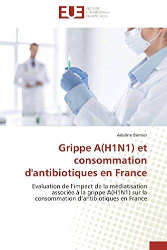 Grippe a(h1n1) et consommation d'antibiotiques en france
