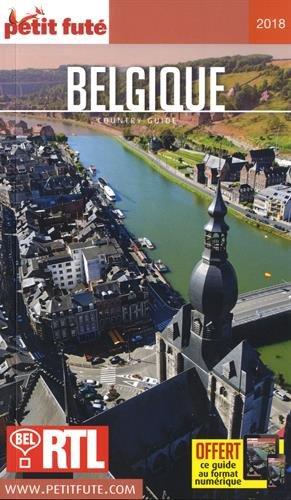 Guide Belgique 2018 Petit Futé