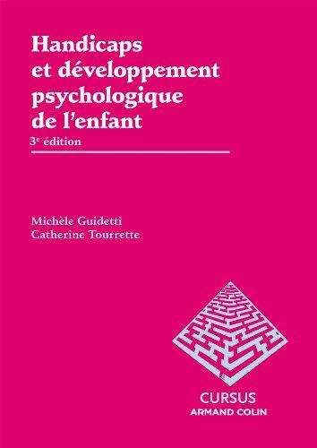 Handicaps et développement psychologique de l'enfant (Psychologie)