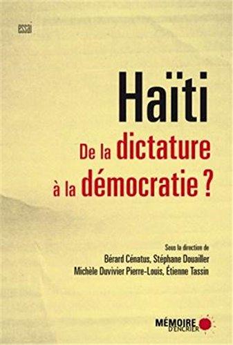 Haïti - De la dictature à la démocratie ?