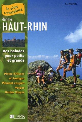Dans le Haut-Rhin: 50 itinéraires
