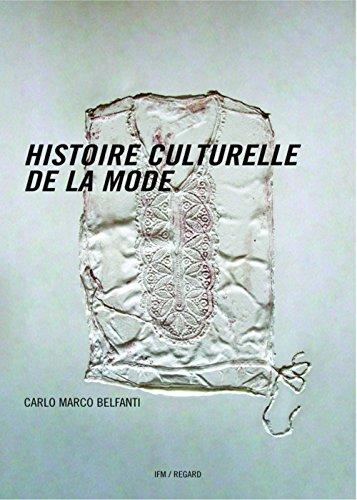 Histoire culturelle de la mode