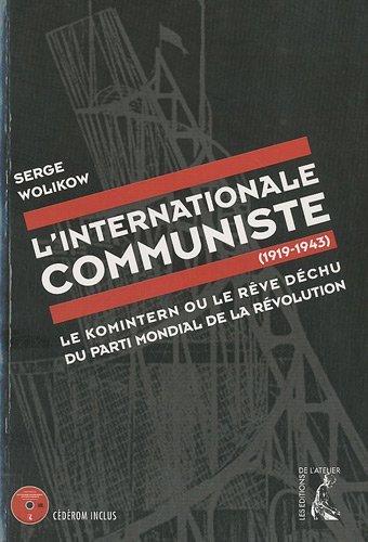 Histoire de l'Internationale communiste
