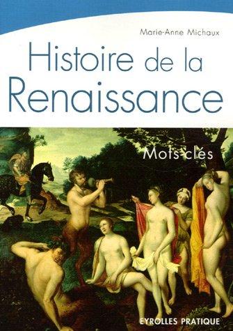 Histoire de la Renaissance: Mots-clés