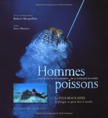 Hommes poissons : Portraits de recordmen de la plongée en apnée