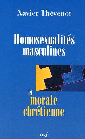 Homosexualités masculines et morale chrétienne