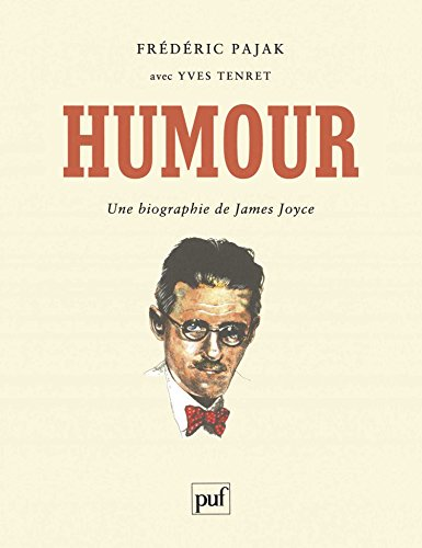 Humour : Une biographie de James Joyce
