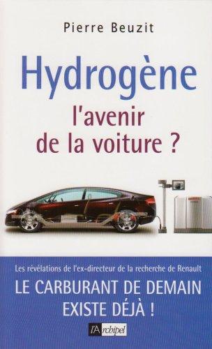 Hydrogène : l'avenir de la voiture