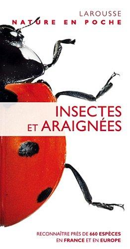 Insectes et araignées - nouvelle présentation