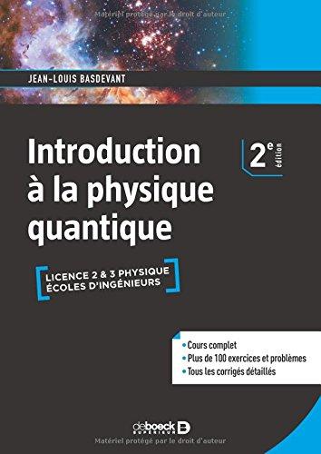 Introduction à la physique quantique 2ED