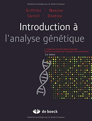 Introduction à l'analyse génétique