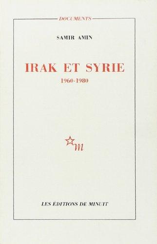 Irak et Syrie, 1960-1980