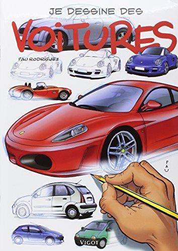 Je dessine des voitures
